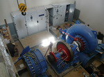 Production, delivery and installation of a hydroelectric power plant Production, delivery and installation of a hydroelectric power plant